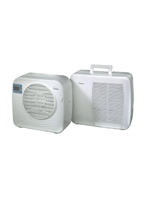 Split Klimaanlage für Wohnwagen, Wohnmobile und Ferienhäuser.
