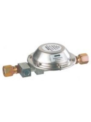 GOK-Druckminderer von 50 mbar auf 30 mbar für 8 mm Leitung.