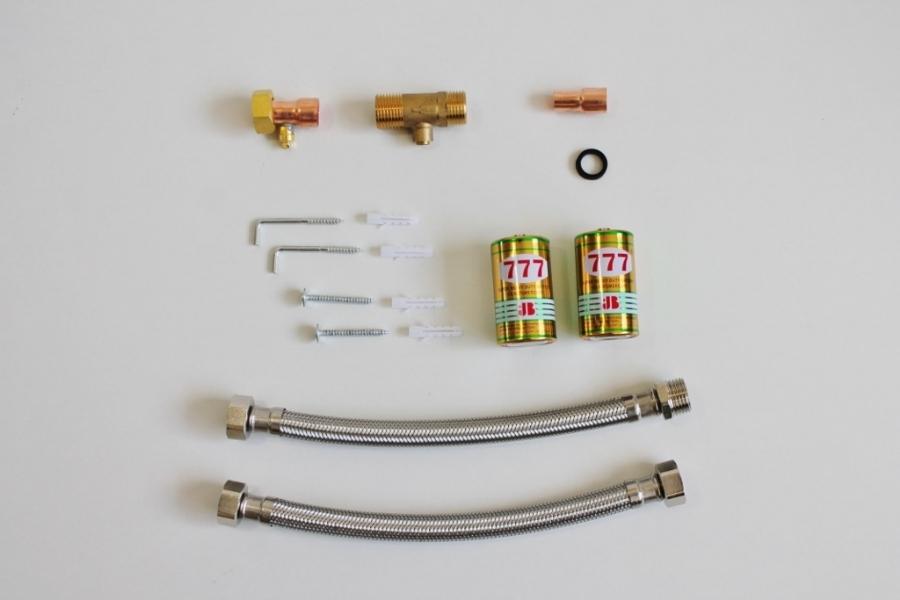 17,8 KW Cointra Optima COB-10p Gas Durchlauferhitzer Propangas 10 Liter pro Minute