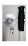 Abgase Ihres Indoor-Durchlauferhitzers mit einem Rauchabgassystem sicher entsorgen. | Propangasdurchlauferhitzer.de