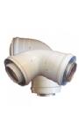 Finden Sie hier das konzentrische Abgassystem für Ihren geschlossenen Durchlauferhitzer | Abgase Ihres Indoor-Durchlauferhitzers mit einem Rauchabgassystem sicher entsorgen. | Propangasdurchlauferhitzer.de