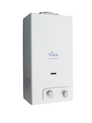 11 Liter pro Minute Propangas-Durchlauferhitzer mit Batteriezündung, 50 mbar