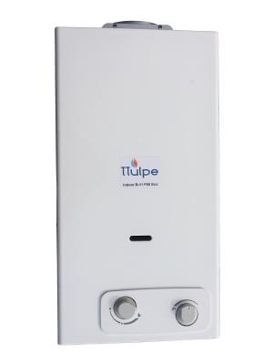 14 Liter pro Minute Propangas-Durchlauferhitzer mit Batteriezündung, 50 mbar
