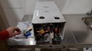 Installation der Gasdurchlauferhitzer der TTulpe Indoor B-Serie